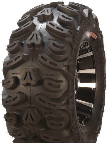 Kenda K587 Bear Claw HTR ATV Radial Tire - 25x8.00/R12 by Kenda