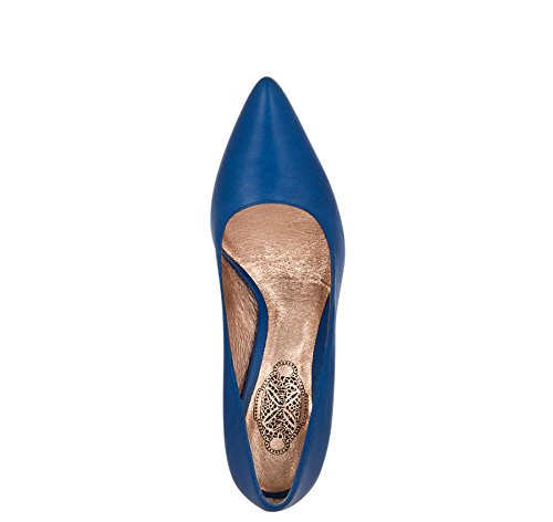 Anita Escarpins de Tg Vachette Cuir en torsadé Kesslord Anita Touareg Chaussures CA 7wdnqfO
