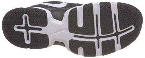 Running Silver Nike metallic Fusion Platinum Men's pure 6 Shoe White Black Dual TR OfCqX