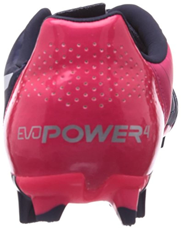 Puma Evopower 4.2 Fg Jr, Unisex Kids' Footbal Shoes, Blue, 1 UK