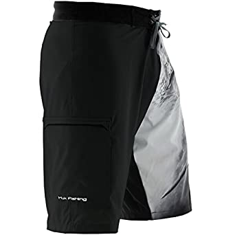 Amazon Com Huk Fishing Kscott Northdrop Board Shorts Sports Outdoors
