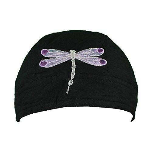 - Biker Life Purple Dragonfly Du-Rag