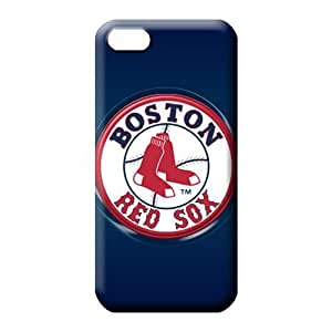 iphone 5 5s Retail Packaging cell phone shells Scratch-proof Protection Cases Covers case boston red sox