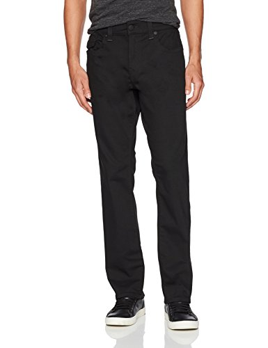 True Religion Men's Ricky Straight Leg Jeans, Nightfall, 36