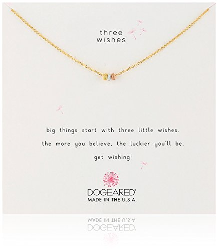 Necklace Wish Dogeared A Make - Dogeared