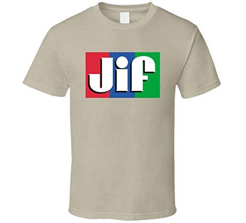 jif-peanut-butter-fan-t-shirt-m-tan