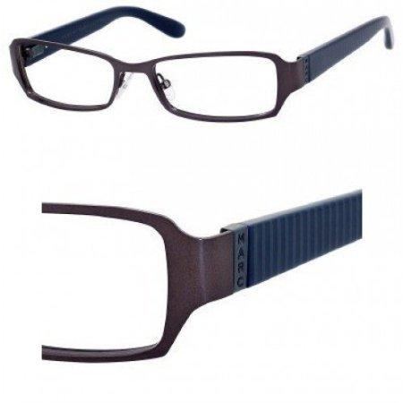 Eyeglasses Marc By Marc Jacobs MMJ 539 0NC6 Semi Matte Dark Ruthenium