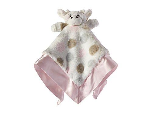 - Little Giraffe Little G Blanky - Animal Security Blanket (Pink)