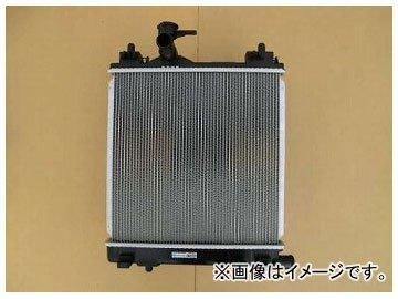 国内優良メーカー ラジエーター 参考純正品番:17700-50M50 スズキ スペーシア ハスラー ワゴンR   B00PBIQDK2