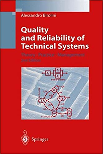 Quality and reliability of technical systems theory practice quality and reliability of technical systems theory practice management softcover reprint of the original 2nd ed 1997 edition fandeluxe Images