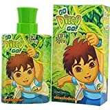 Go Diego Eau de Toilette Spray, 3.4 Ounce by Go Diego Go
