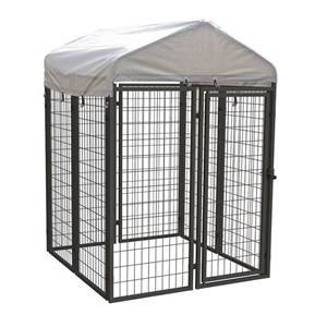 Pet Sentinel Dog Kennel with Cover