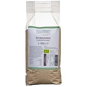 Ecológica, Harina de Mijo (marrón) 1000 g