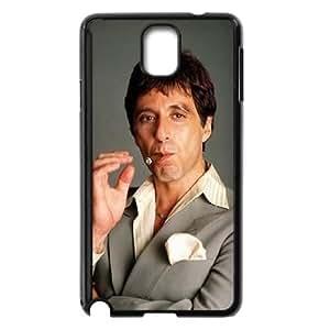 Al Pacino Scarface Samsung Galaxy Note 3 Cell Phone Case Black DAVID-233090