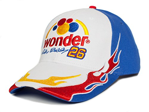 Wonder Bread Costumes (Wonder Bread Unisex-Adult Talladega Nights Ricky Bobby Cap -One-Size Multi)