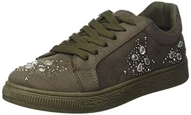 Primadonna - 100607663MF, Zapatillas de Gimnasia Mujer, Verde (Verd), 37 EU