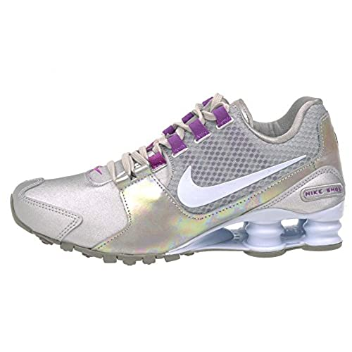 ... Women s Running Shoes. low-cost Nike W Shox Avenue SE 844131-002  Silver Blue Tint  2b071e9e3