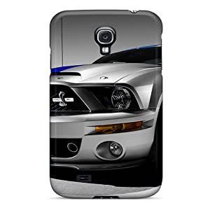 Samsung Galaxy S4 PNV2302PSHL Provide Private Custom Vivid Ford Mustang Shelby Pattern Shock Absorbent Cell-phone Hard Covers -hardcase88