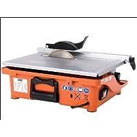 Norton Clipper 70184625701 TT 200 EM Scie de carrelage, Gris/Argent/Orange