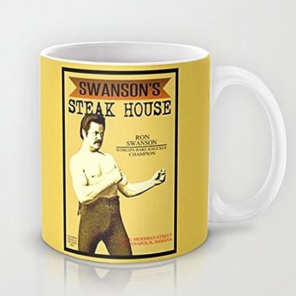 Ron Swanson | De carne casa parodia | Parques y recreación ...