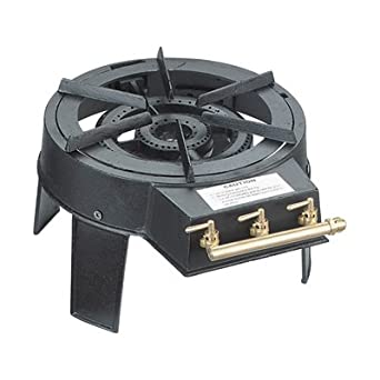 Amazon.com: Heavy-Duty Single Burner Propane Stove
