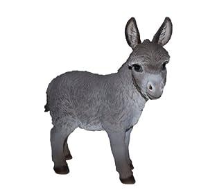 Perfect Vivid Arts XRL BDON B Size B Baby Donkey Statue   Grey