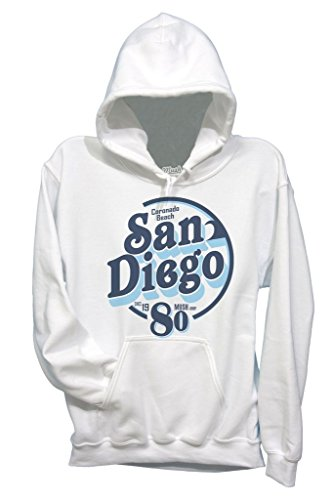Sweatshirt San Diego 1980 Coronado Beach - Berühmt by Mush Dress Your Style