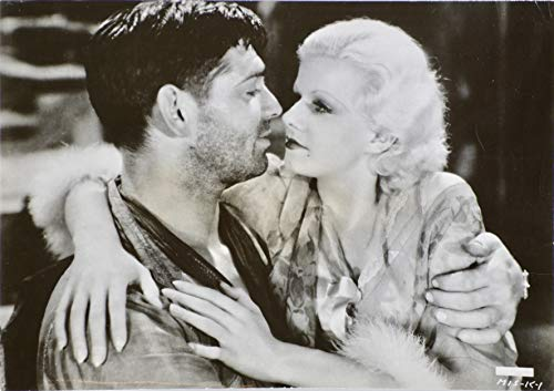 Gable Kit - 1932 - MGM - Red Dust - Original Press Kit Photo - Clark Gable, Jean Harlow - Border Trimmed - Director: Victor Fleming - Rare - Collectible