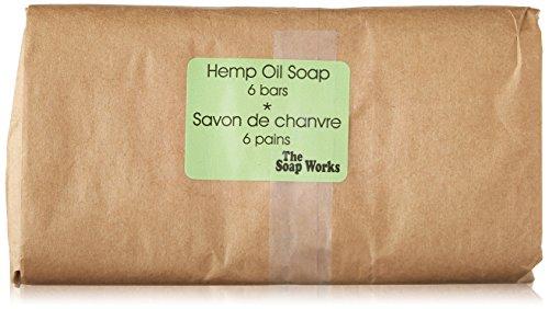 soapworks-hemp-seed-oil-soap-85-grams-pack-of-6