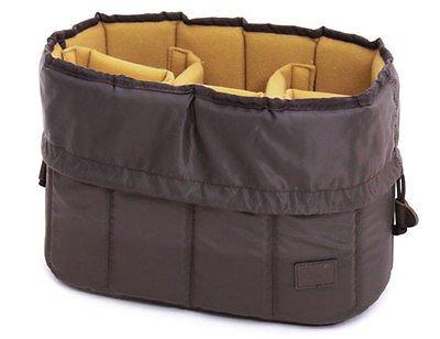 Ciesta Flexible Cushion Partition-XL Lens DSRL SLR Camera Insert Padded Bag