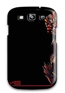 Excellent Galaxy S3 Case Tpu Cover Back Skin Protector Hawkeye