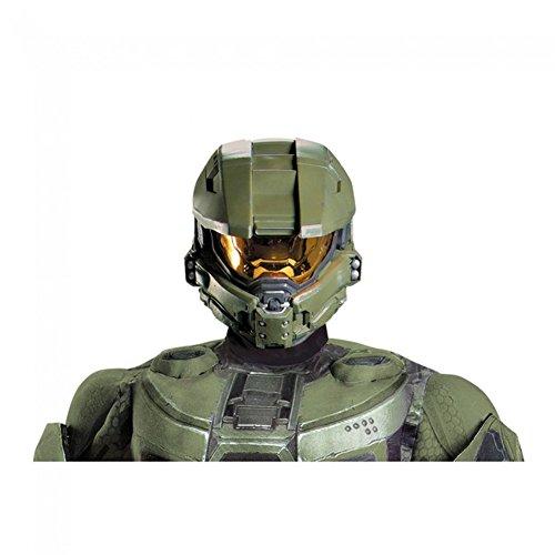[Master Chief Halo Adult Full Helmet] (Full Halo Costumes)