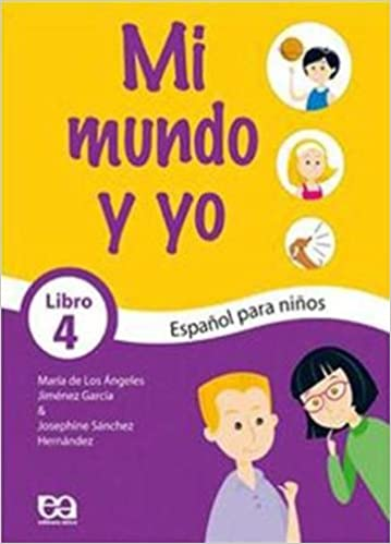 Mi Mundo y Yo - Volumen 4 (Em Portuguese do Brasil): Vários Autores: 9788508147762: Amazon.com: Books