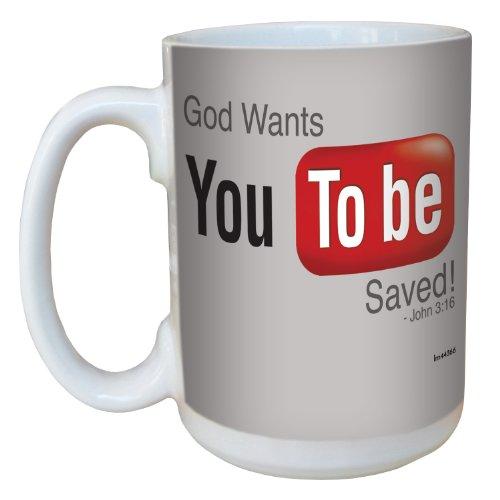 youtube mug - 3