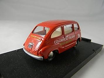 Fiat 600 'max Colorificio Red Scott02mxm Scottoy Multipla Meyer' wuOPkTXZi