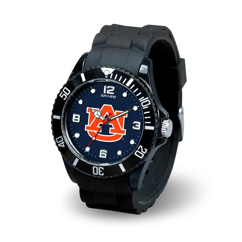 Auburn Tigers Sport Watch (NCAA Auburn Tigers Spirit Watch, Black)