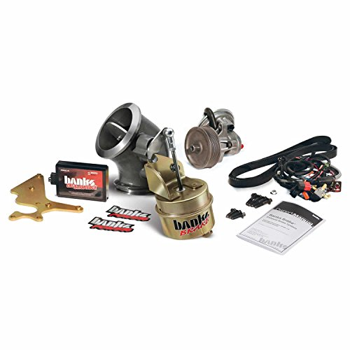 Banks 55225 Exhaust Brake for Dodge Cummins '04-'05