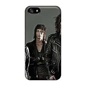 MarieFrancePitre Iphone 5/5s Scratch Resistant Hard Phone Case Allow Personal Design Colorful Asking Alexandria Band Image [ohT6403qMrR]