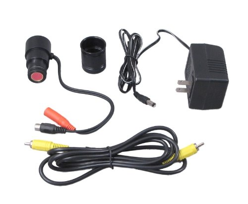 OMAX Microscope Color Digital Camera for TV Display