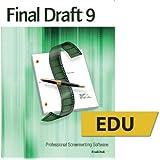 Final Draft 9 Educational Version (Mac) [Download]