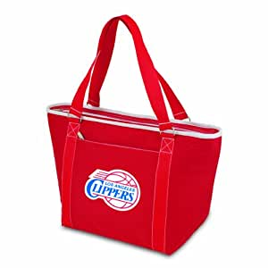 NBA Los Angeles Clippers Topanga Insulated Cooler Tote, Red