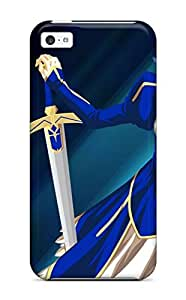 Cute Tpu Audrill Fate/stay Night Case Cover For Iphone 5c
