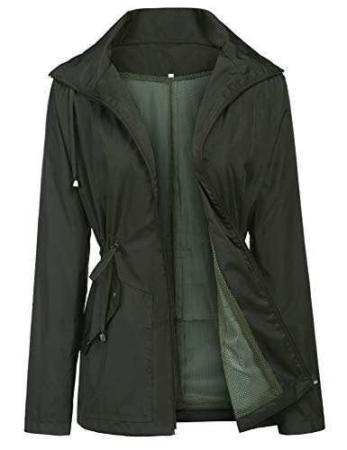 Doreyi Lightweight Rainwear,Waterproof Active...