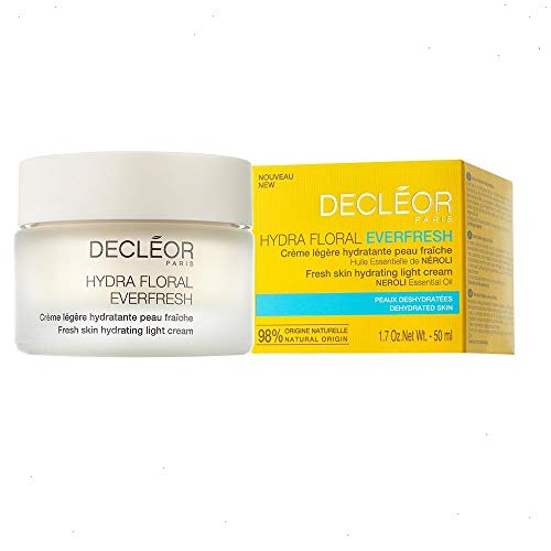 Decleor Hydra Floral Everfresh Hydrating Light Cream 1.7 Ounce (Large Floral Cream)