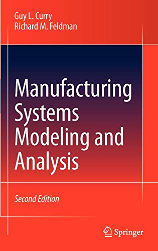 (Manufacturing Systems Modeling and Analysis)