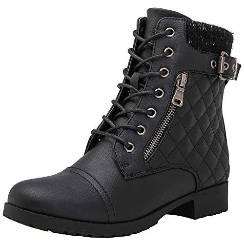Globalwin Women's Marion Fashion Boots - stylishcombatboots.com