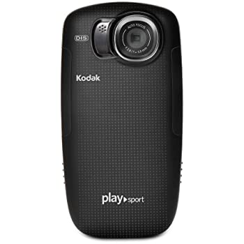 Kodak PlaySport (Zx5) HD Waterproof Pocket Video Camera - Black  (2nd Generation)