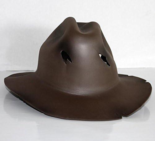 Sombrero de Freddy Krueger para disfraz (no incluye máscara ...