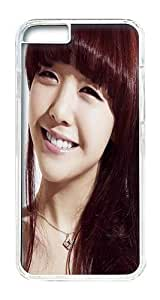 IPhone 6 Case, IPhone 6 Cases Hard Case Mina Girl'S Day Smile Case For IPhone 6, IPhone 6 PC Transparent Case