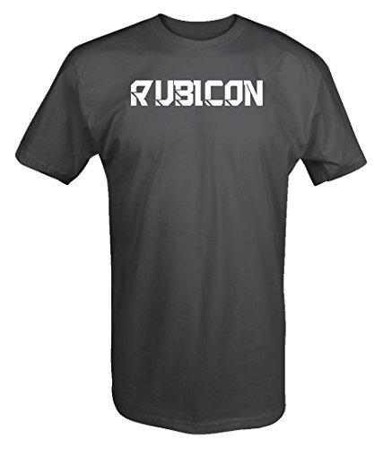 Rubicon Jeep Wrangler Rock Edition T Shirt - Large